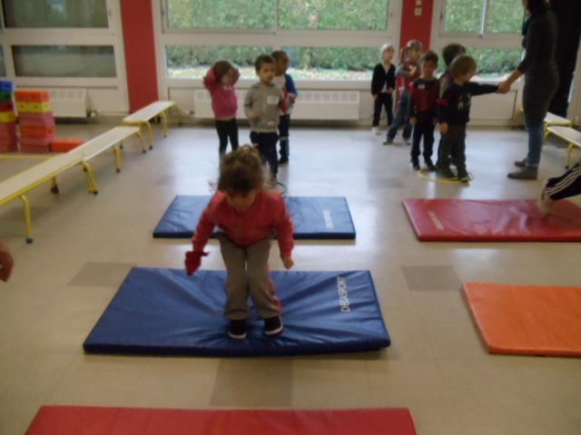 Rencontre athlétisme maternelle